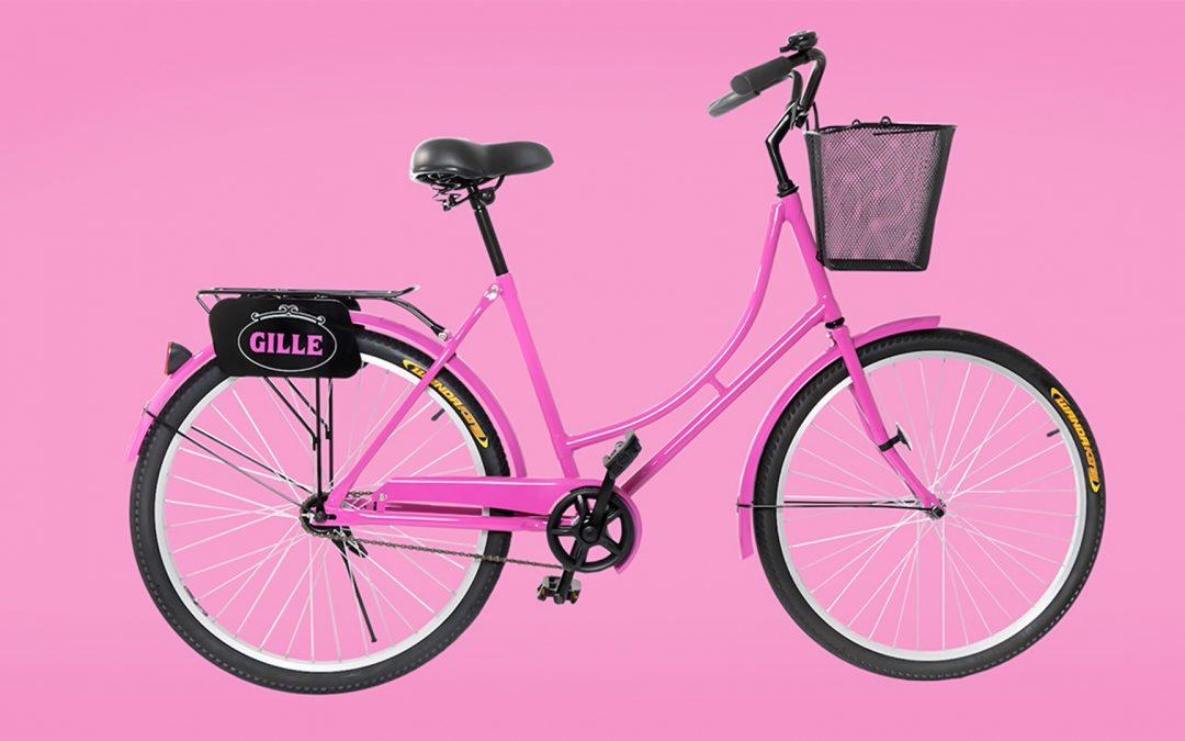 Vinn cykel från Gille (Tävlingen avslutad!)
